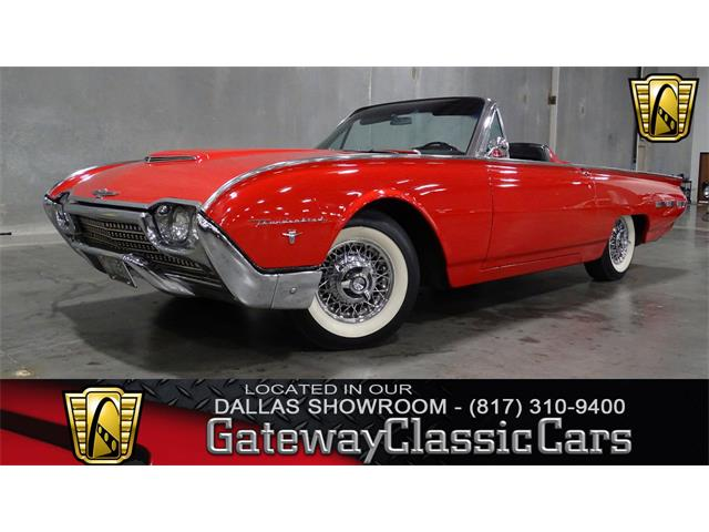 Picture of '62 Thunderbird - P8H9
