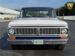 Picture of '70 F100 - P8HK