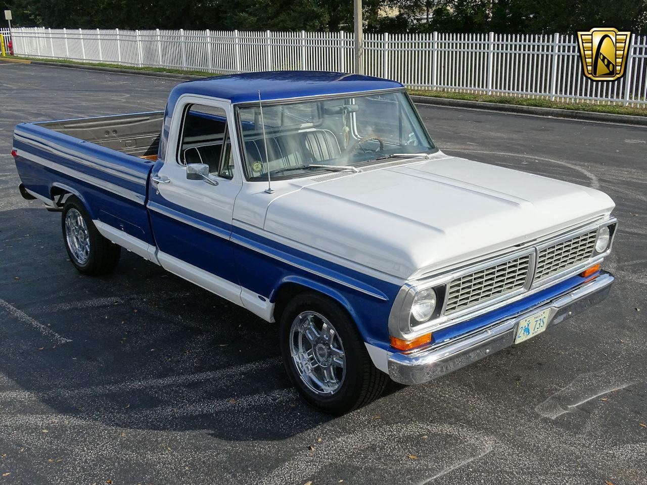 Large Picture of '70 F100 - P8HK