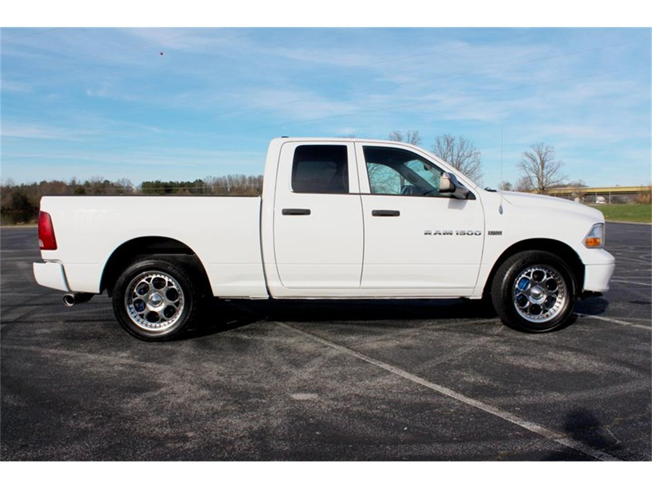Large Picture of '11 Ram 1500 - P8HS