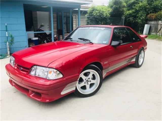 Picture of '88 Mustang - P3CL