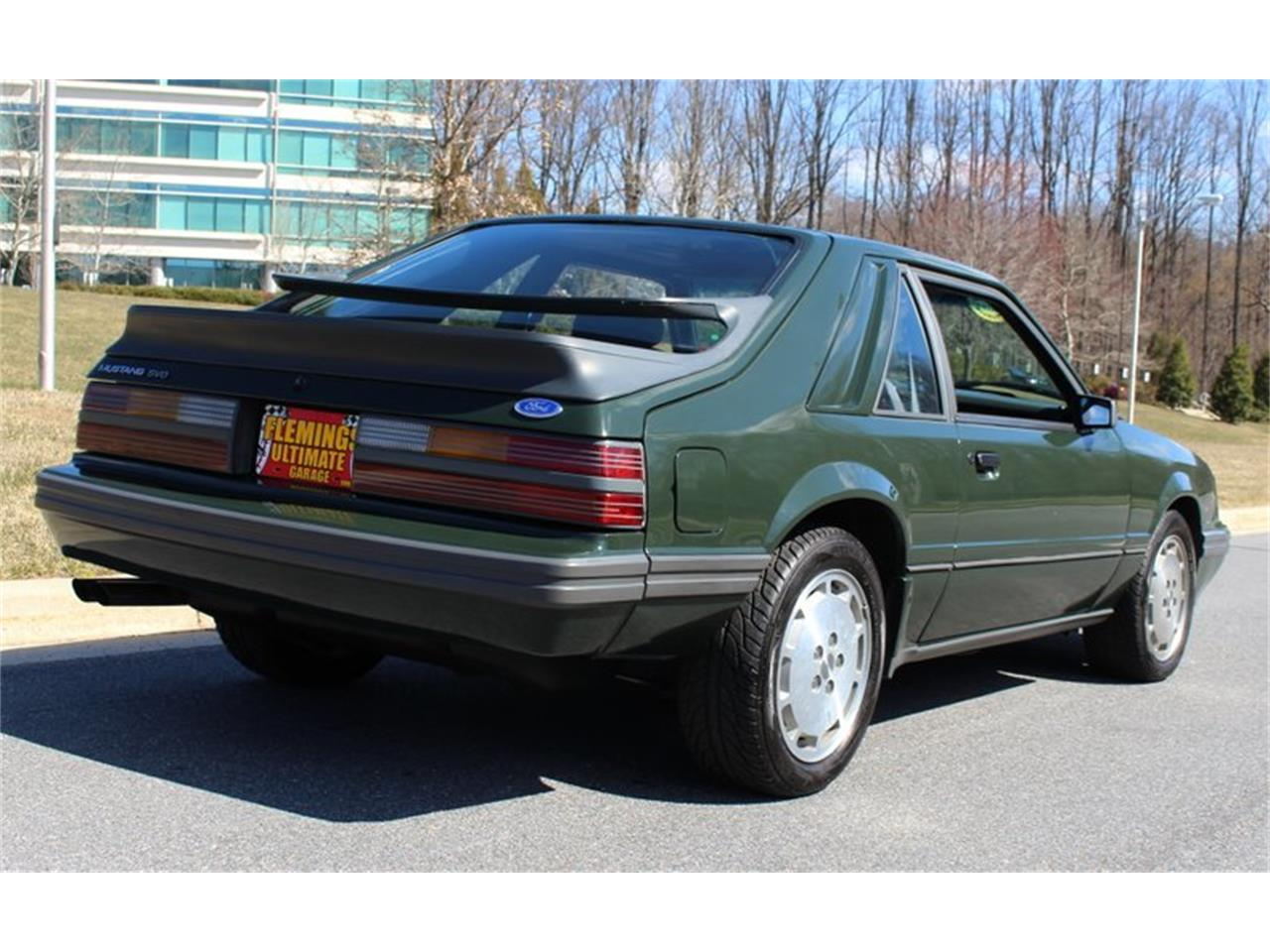 Large Picture of '85 Mustang - P8IW