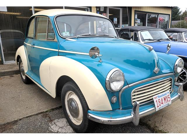 Picture of Classic 1960 Minor located in New Hampshire - P8L5