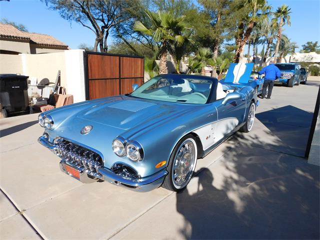 Picture of Classic '58 Chevrolet Corvette located in Arizona Offered by  - P8LR