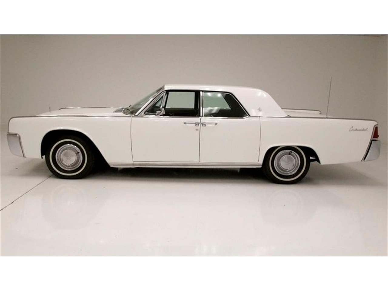Large Picture of '61 Continental - P8MH