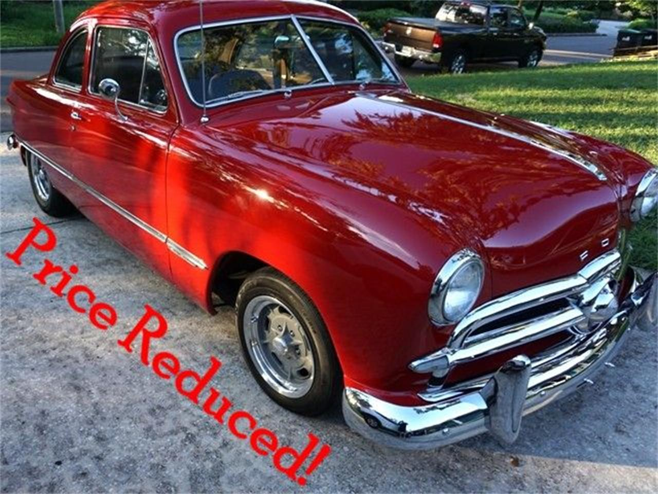 For Sale: 1949 Ford Coupe in Arlington, Texas