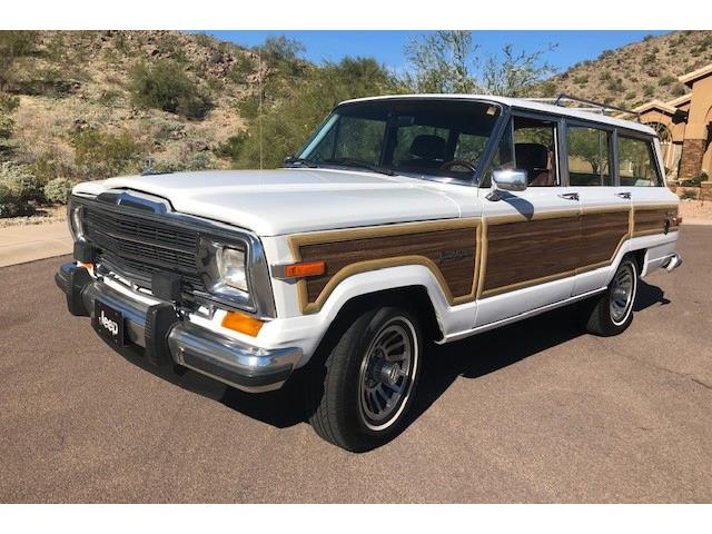 Picture of '90 Grand Wagoneer - P8MS