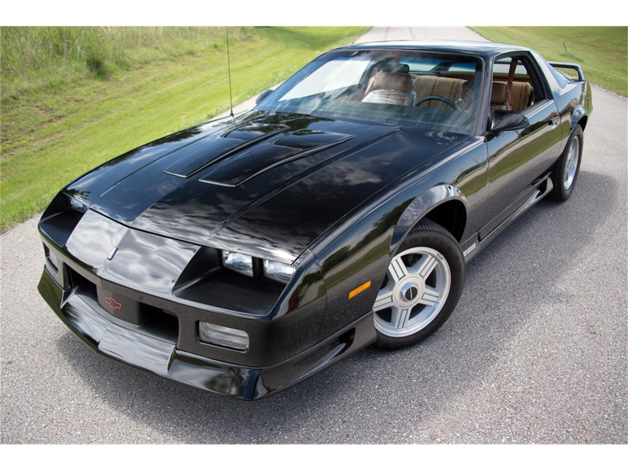 Large Picture Of 91 Camaro Z28 P8mt