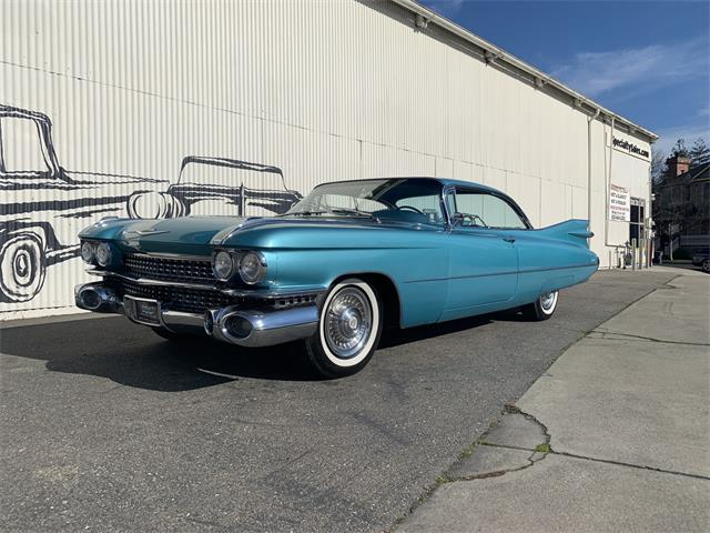 Picture of '59 Coupe DeVille - P8NJ