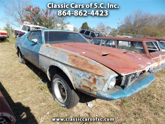 Picture of Classic 1973 Ford Mustang located in Gray Court South Carolina Offered by  - P3D6