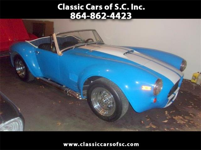 Picture of Classic 1966 Cobra located in South Carolina Offered by  - P8OD