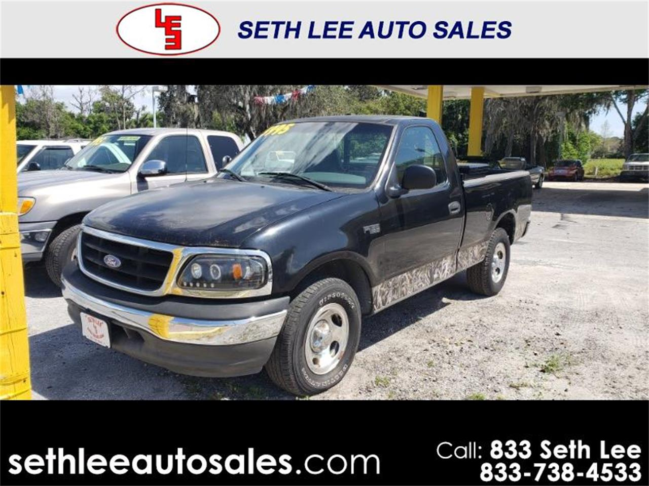 2003 Ford F150 For Sale >> For Sale 2003 Ford F150 In Tavares Florida