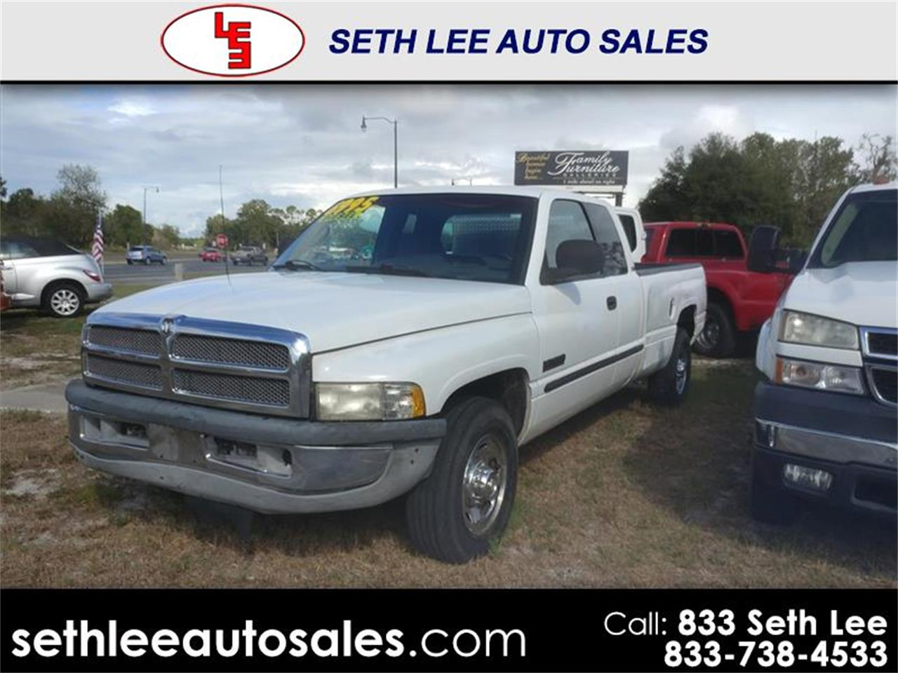 Large Picture of '98 Ram 2500 - P8OW
