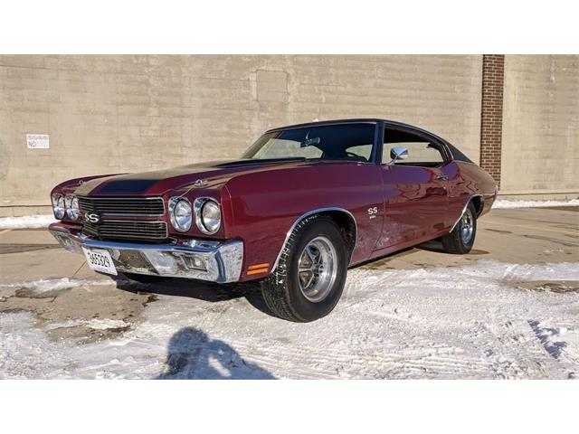 Picture of '70 Chevelle SS - P3DB