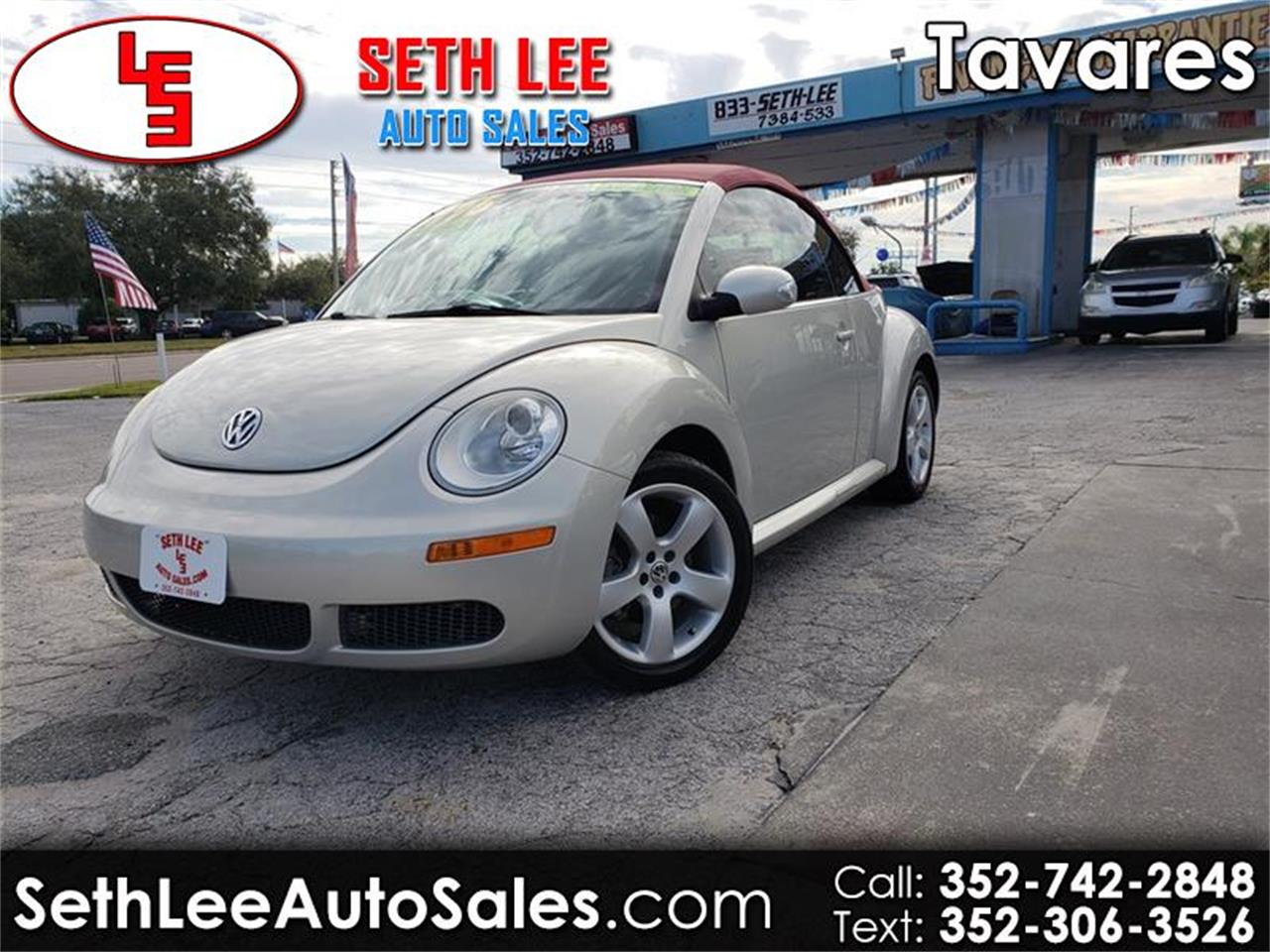 Large Picture Of 09 Volkswagen Beetle Located In Florida P8p7