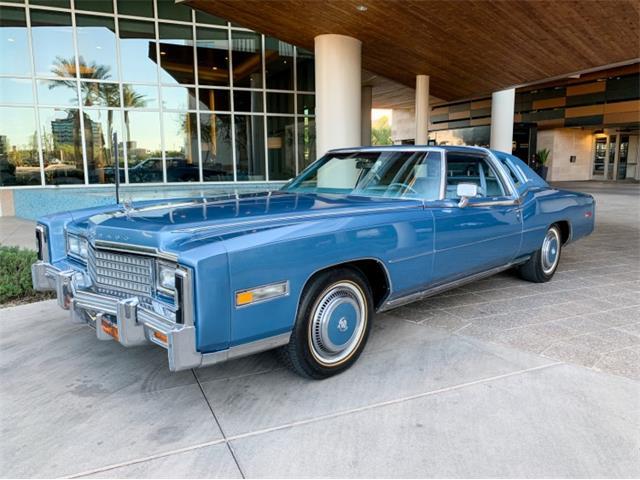 Classic Cadillac Eldorado For Sale On Classiccars Com