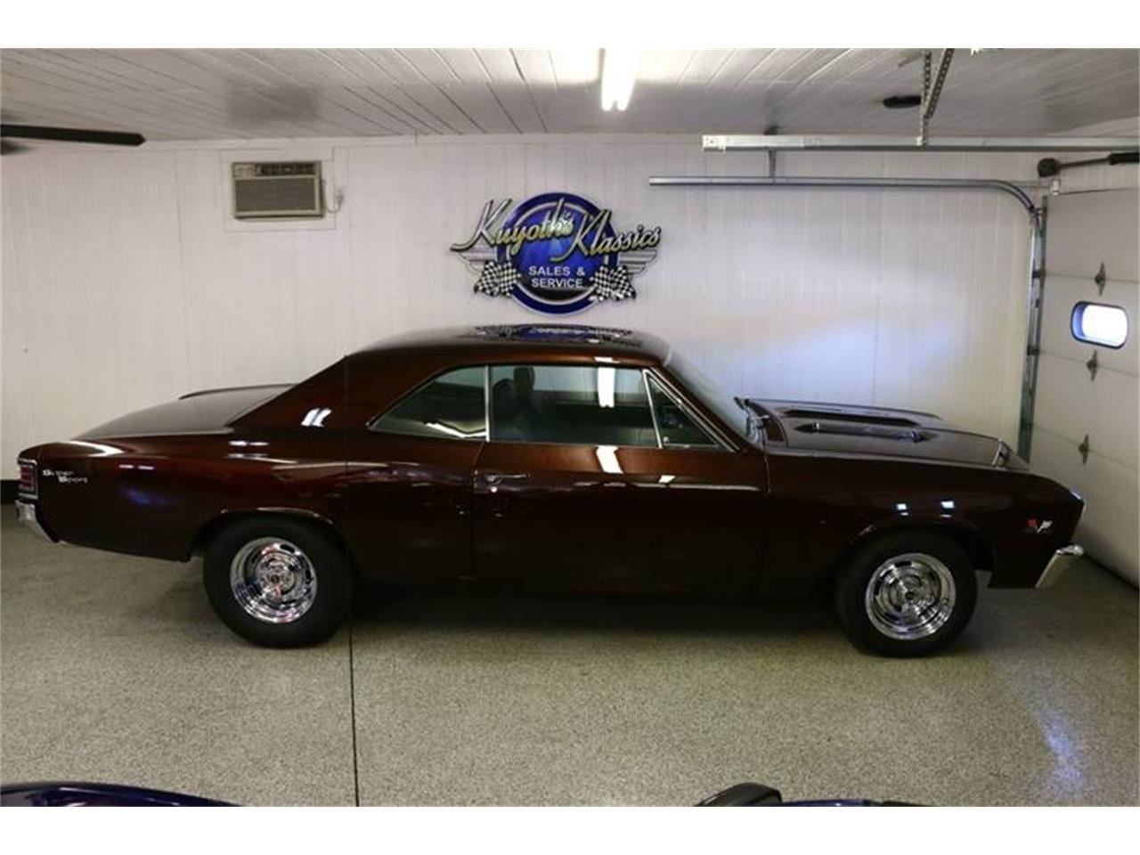 Large Picture of '67 Chevrolet Chevelle Malibu located in Wisconsin - $38,995.00 Offered by Kuyoth's Klassics - P8QR
