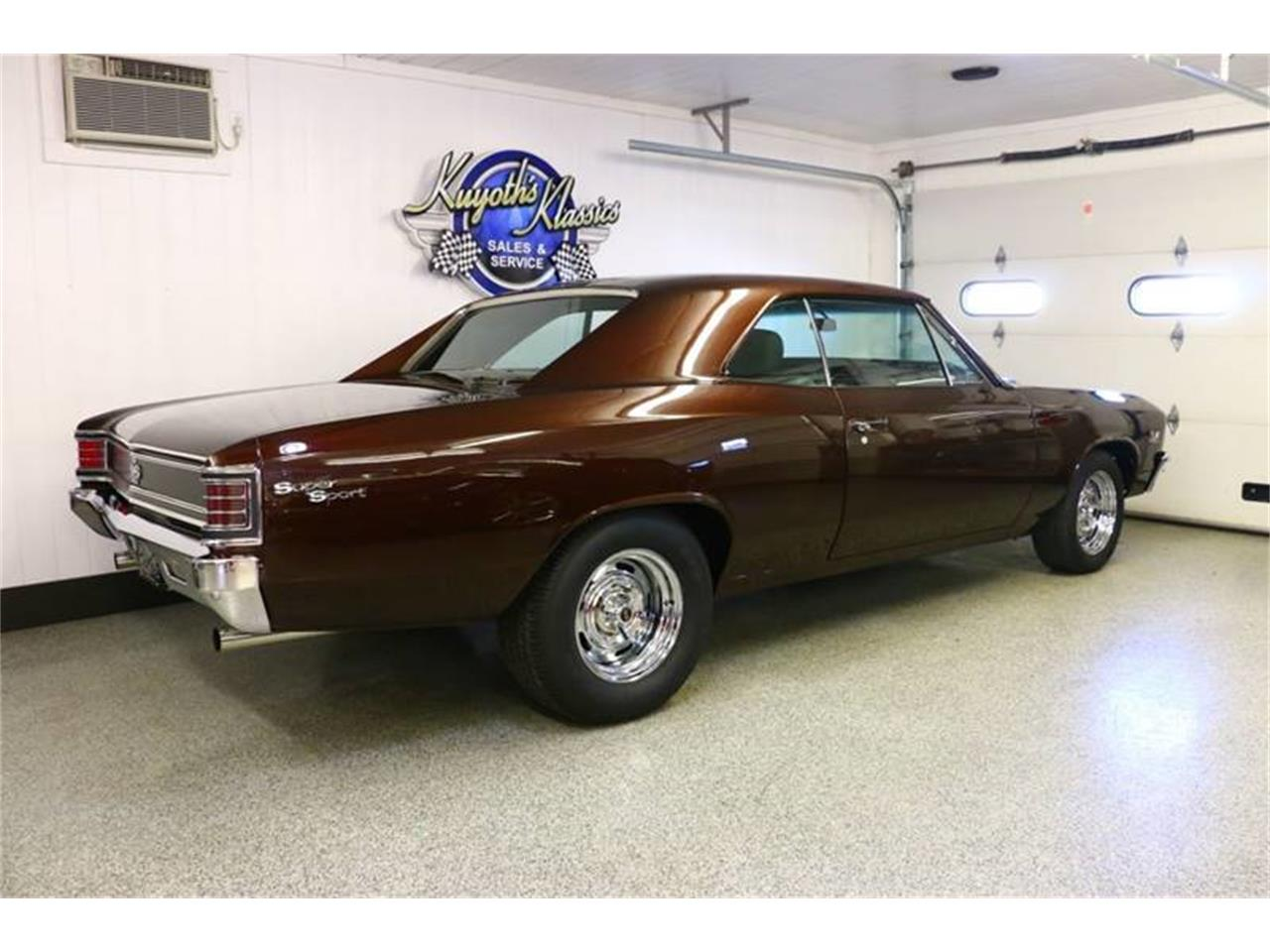 Large Picture of '67 Chevrolet Chevelle Malibu - $38,995.00 - P8QR