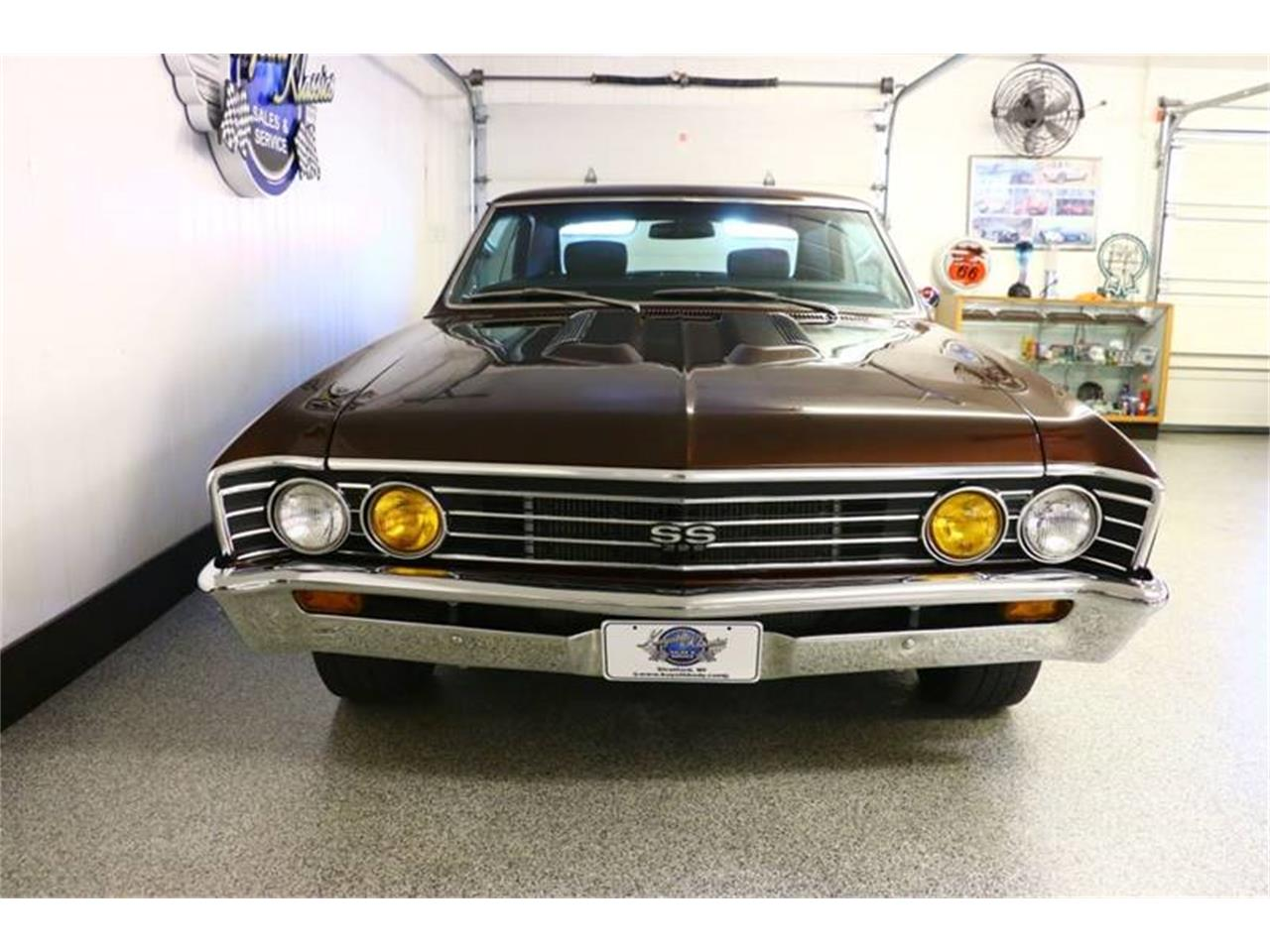 Large Picture of 1967 Chevrolet Chevelle Malibu Offered by Kuyoth's Klassics - P8QR