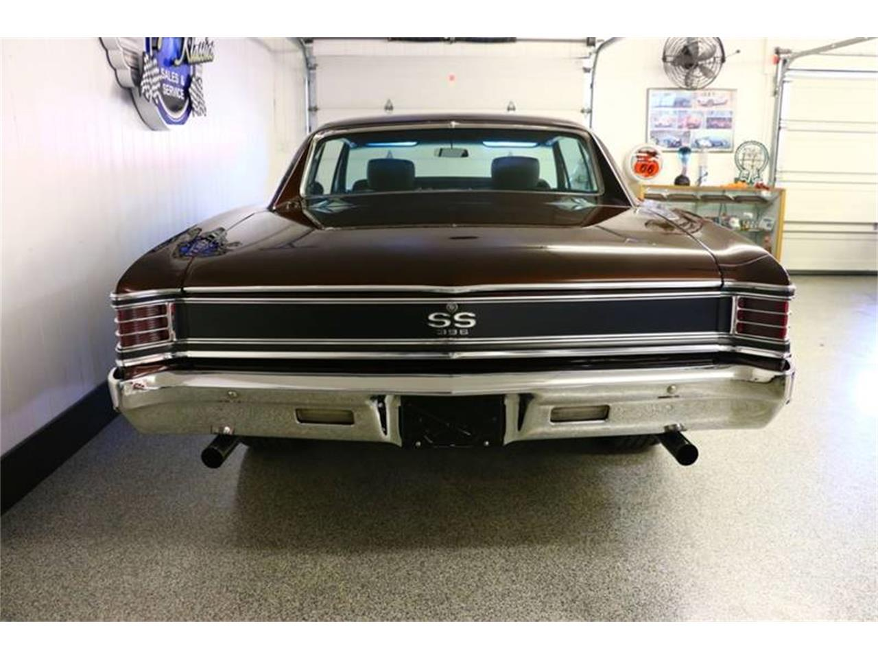 Large Picture of '67 Chevelle Malibu located in Stratford Wisconsin Offered by Kuyoth's Klassics - P8QR