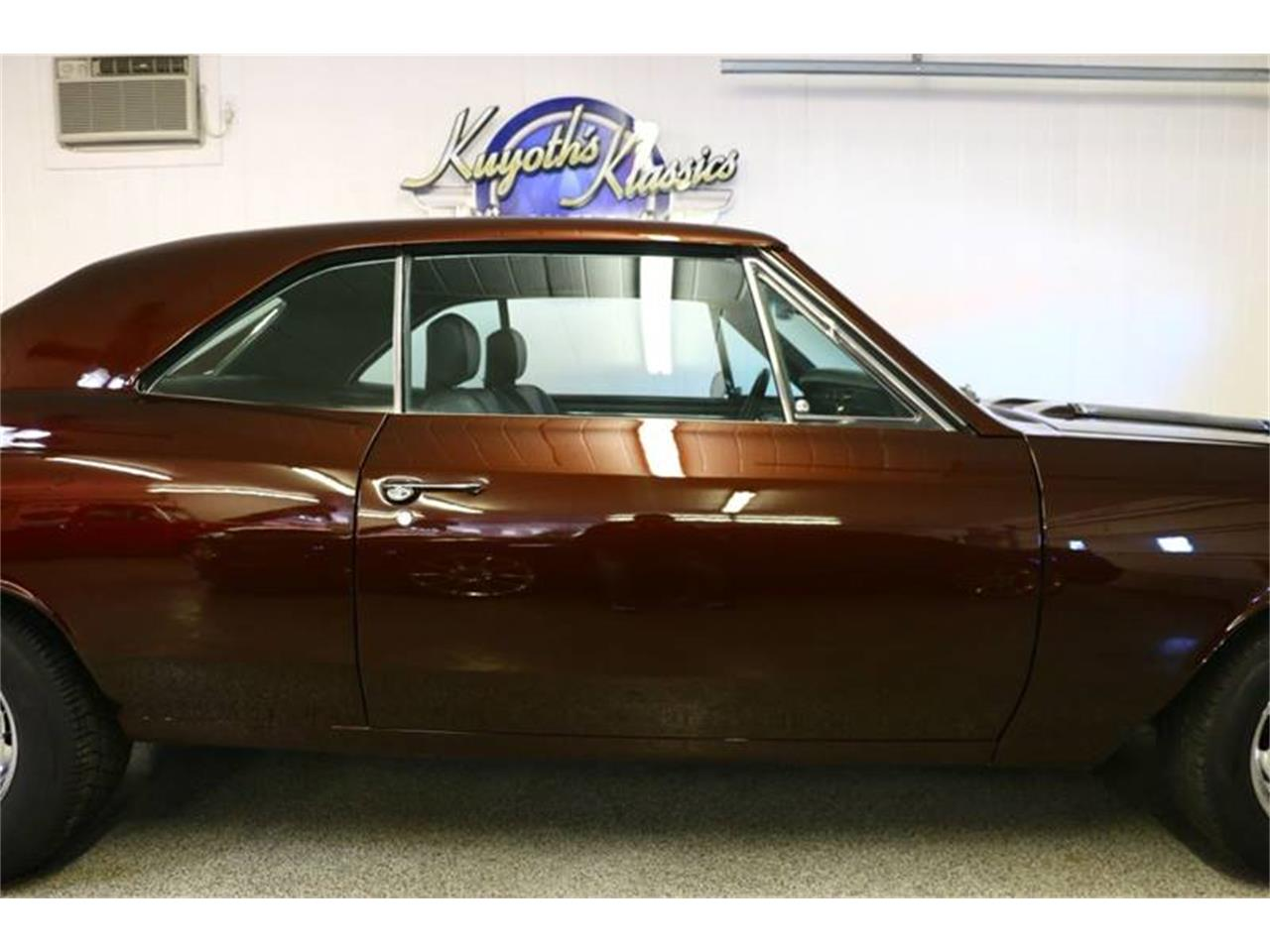 Large Picture of '67 Chevrolet Chevelle Malibu Offered by Kuyoth's Klassics - P8QR