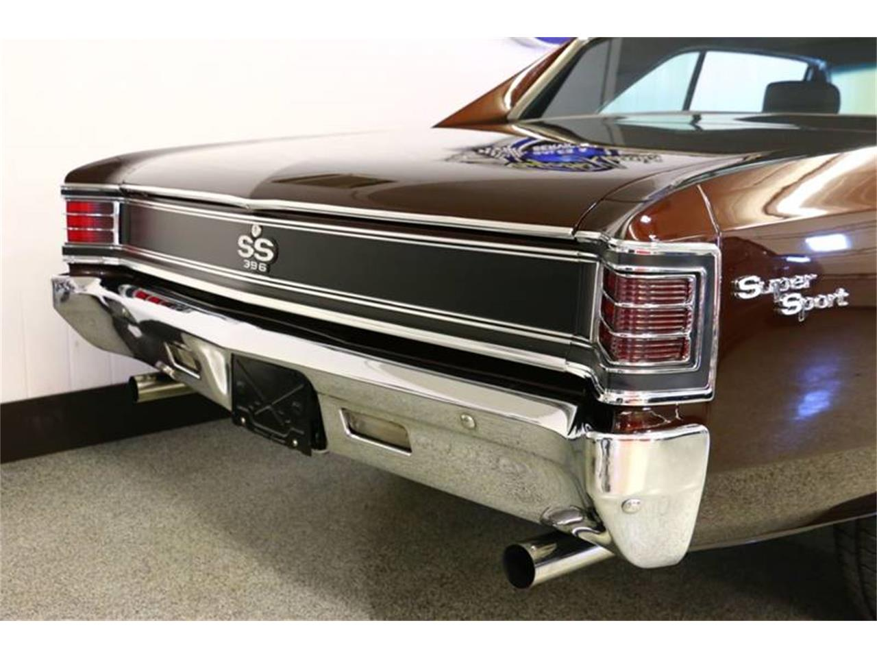 Large Picture of 1967 Chevrolet Chevelle Malibu - $38,995.00 Offered by Kuyoth's Klassics - P8QR