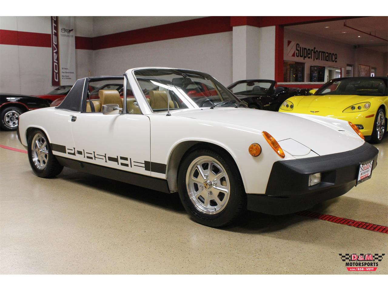 Large Picture of '76 Porsche 914 located in Illinois - $29,995.00 - P8QY