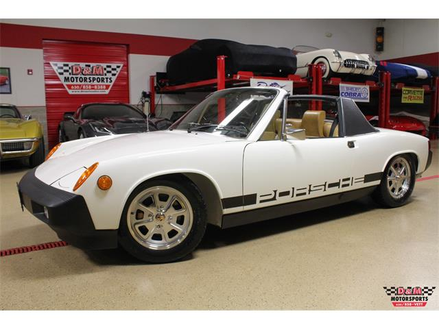 Picture of 1976 Porsche 914 located in Illinois - P8QY