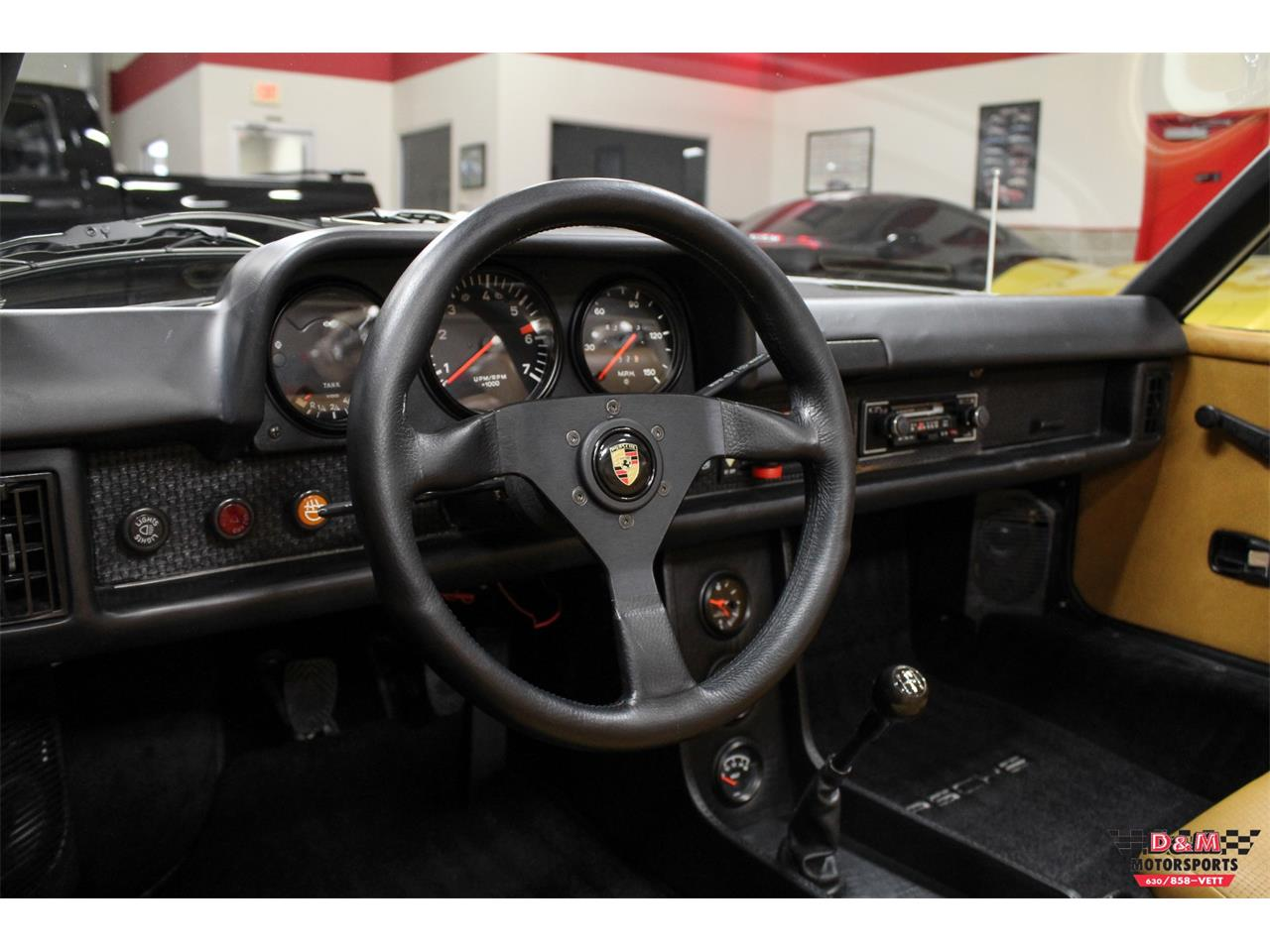 Large Picture of '76 914 located in Glen Ellyn Illinois Offered by D & M Motorsports - P8QY