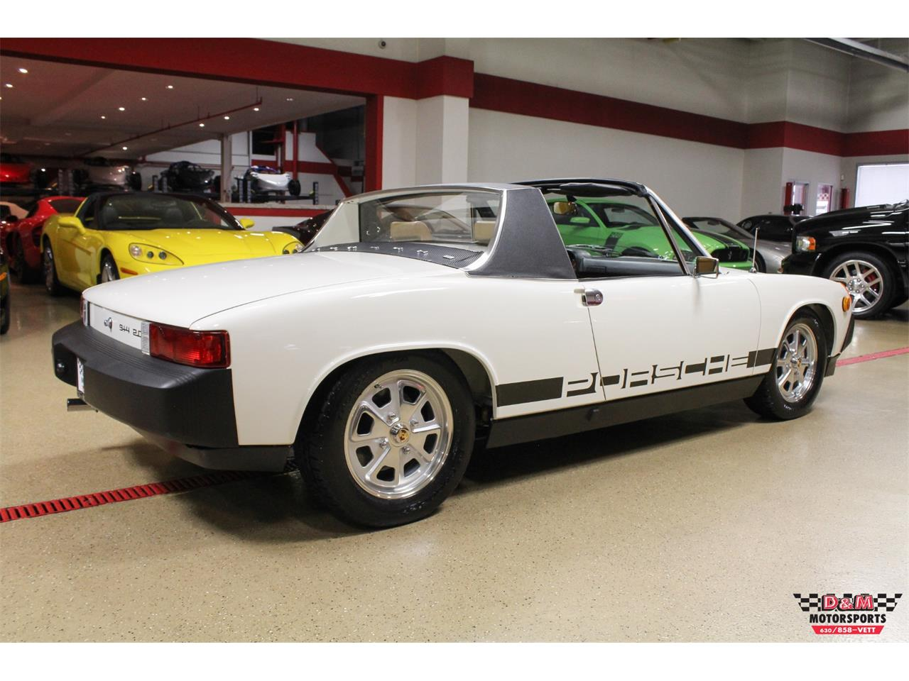 Large Picture of 1976 Porsche 914 Offered by D & M Motorsports - P8QY