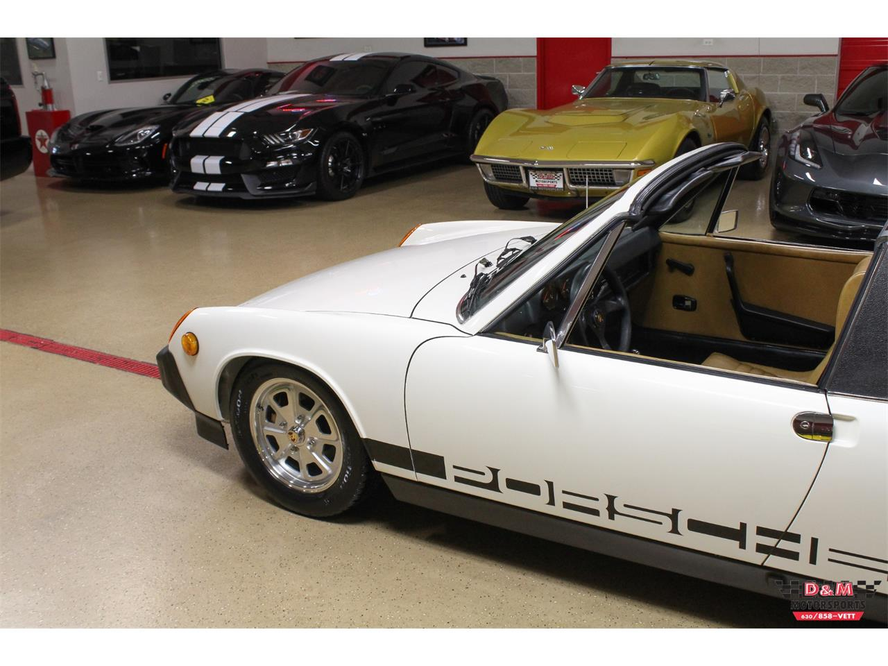 Large Picture of '76 Porsche 914 Offered by D & M Motorsports - P8QY