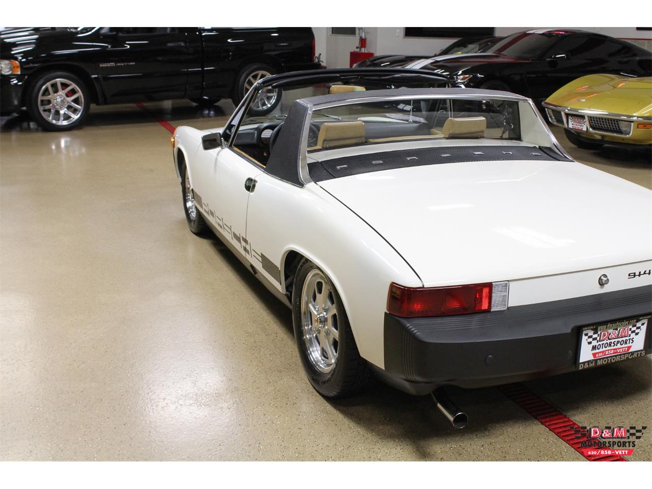 Large Picture of '76 Porsche 914 - $29,995.00 Offered by D & M Motorsports - P8QY