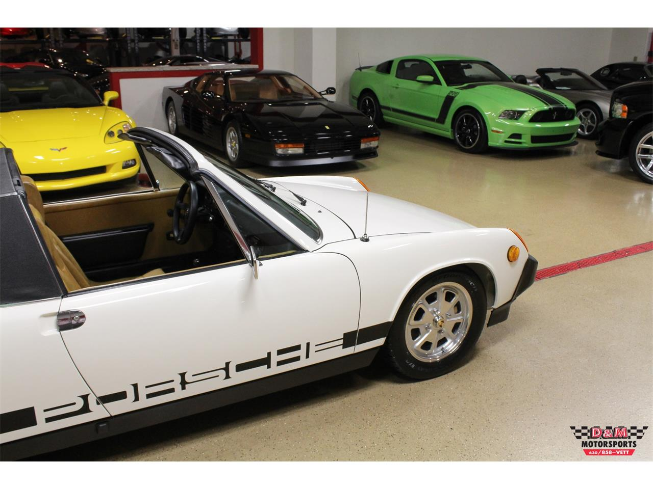 Large Picture of 1976 Porsche 914 located in Illinois - $29,995.00 Offered by D & M Motorsports - P8QY