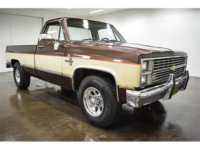 Picture of '85 Chevrolet 3/4-Ton Pickup located in Sherman Texas - $15,999.00 Offered by  - P8R1