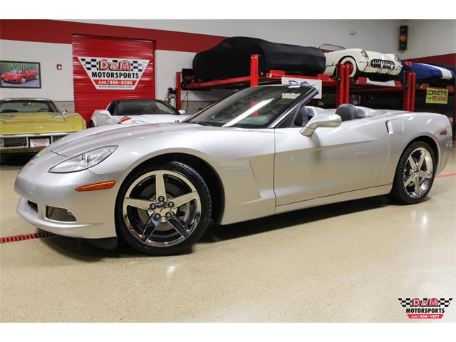 Picture of 2007 Chevrolet Corvette Offered by  - P8R2