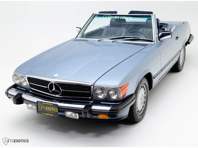 Picture of '88 Mercedes-Benz 560SL Offered by  - P8R4