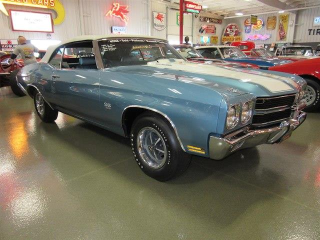 Picture of '70 Chevelle SS - P8RH