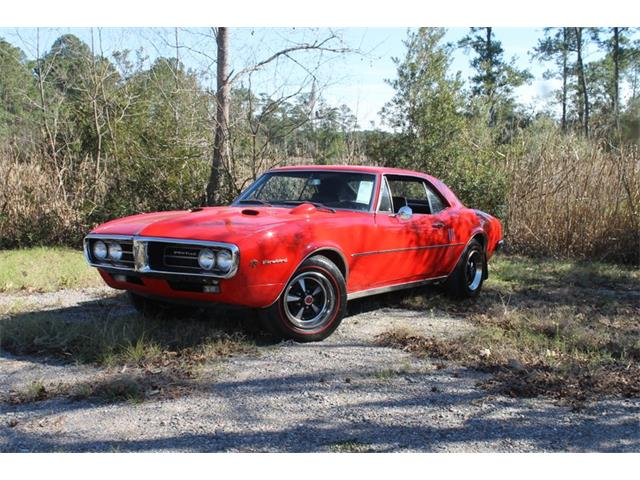 Picture of '67 Firebird - P8RN