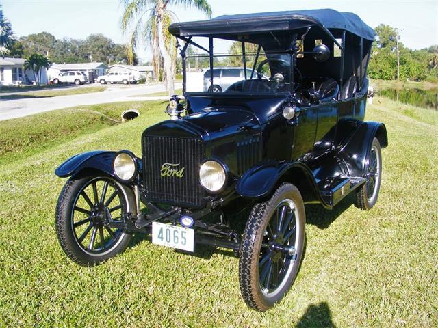 Picture of '21 Model T located in Palmetto Florida - P8RQ