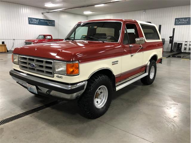Picture of 1987 Bronco Offered by  - P8RS