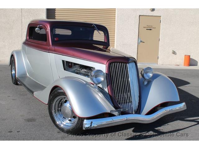 Picture of '34 Custom - P8RV