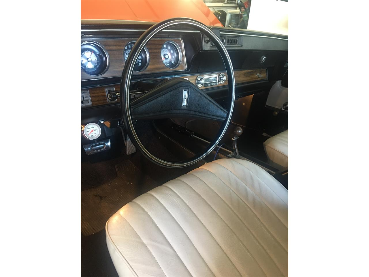 Large Picture of Classic 1972 Cutlass Supreme Offered by a Private Seller - P8S4