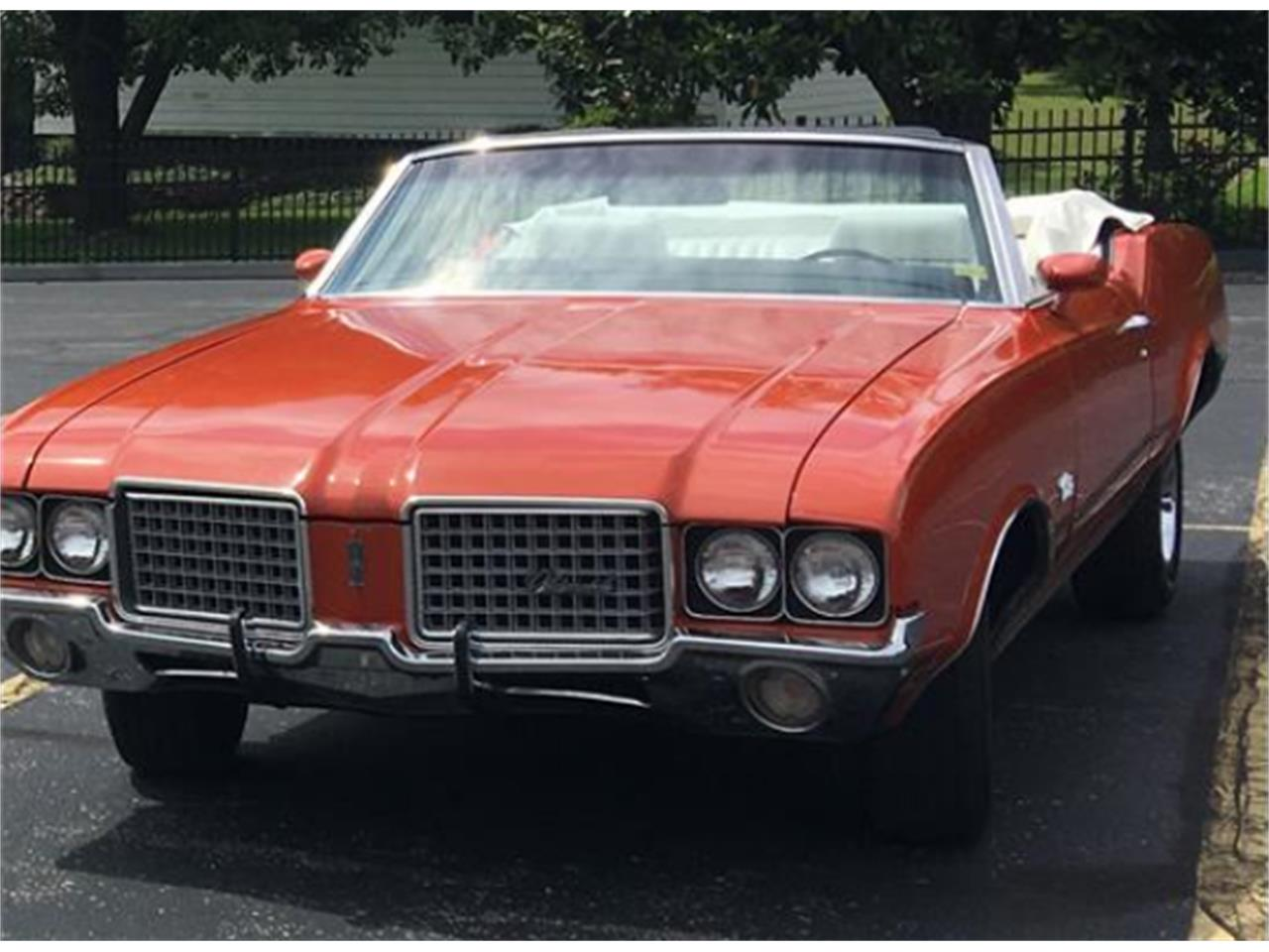 Large Picture of Classic 1972 Cutlass Supreme located in Branson  Missouri Offered by a Private Seller - P8S4