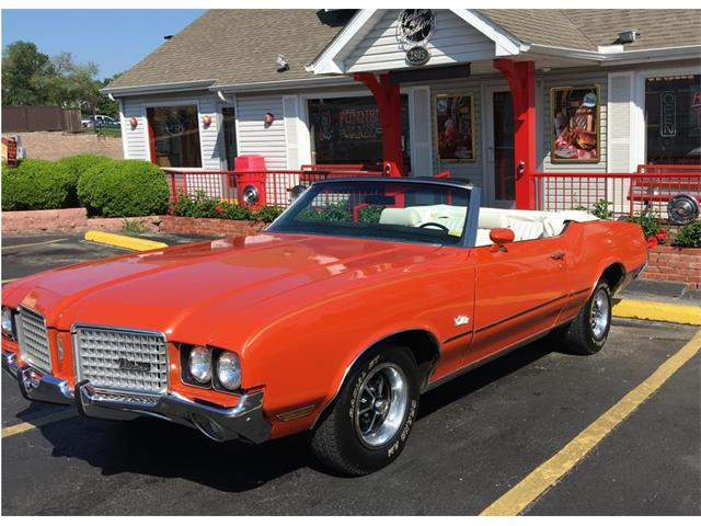 Picture of 1972 Cutlass Supreme located in Missouri - $22,500.00 Offered by a Private Seller - P8S4