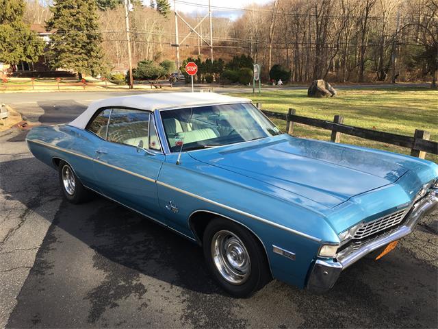 1968 impala convertible craigslist