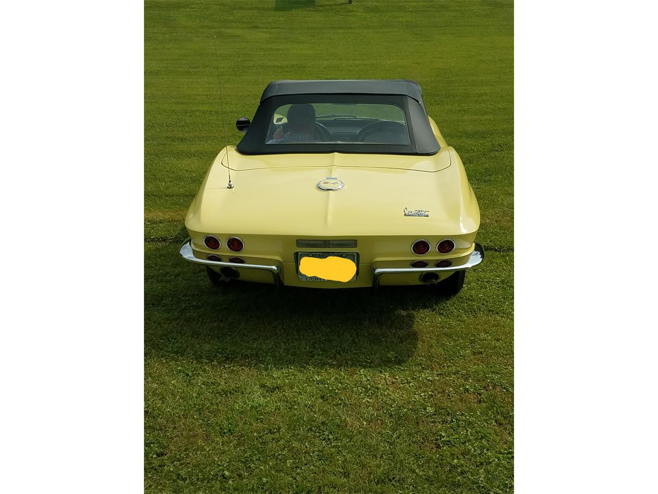 Large Picture of 1967 Chevrolet Corvette located in Indiana Pennsylvania - P8S8