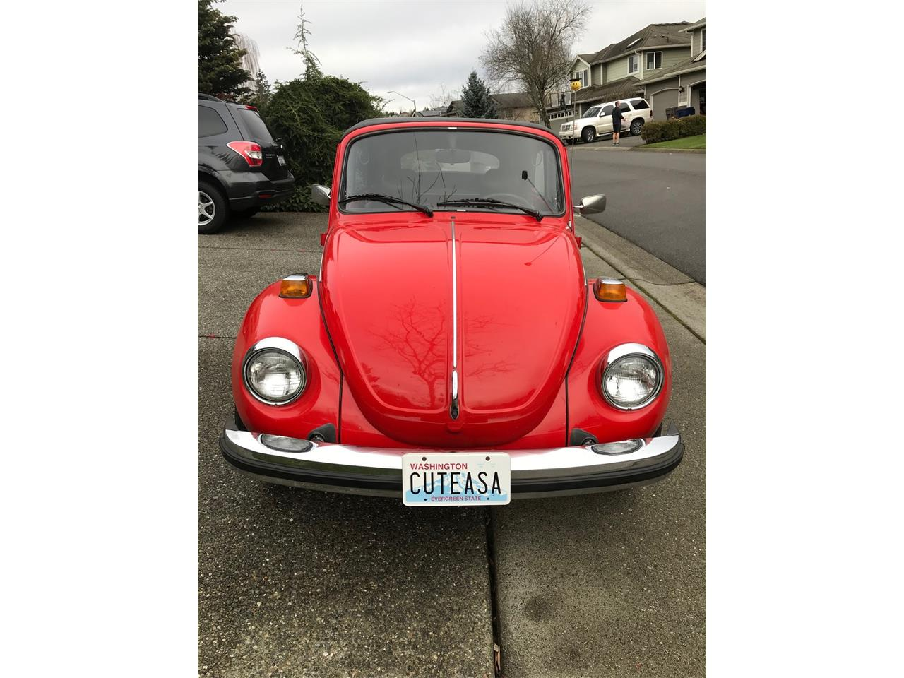 Large Picture of '79 Super Beetle located in Washington - $14,500.00 - P8SK