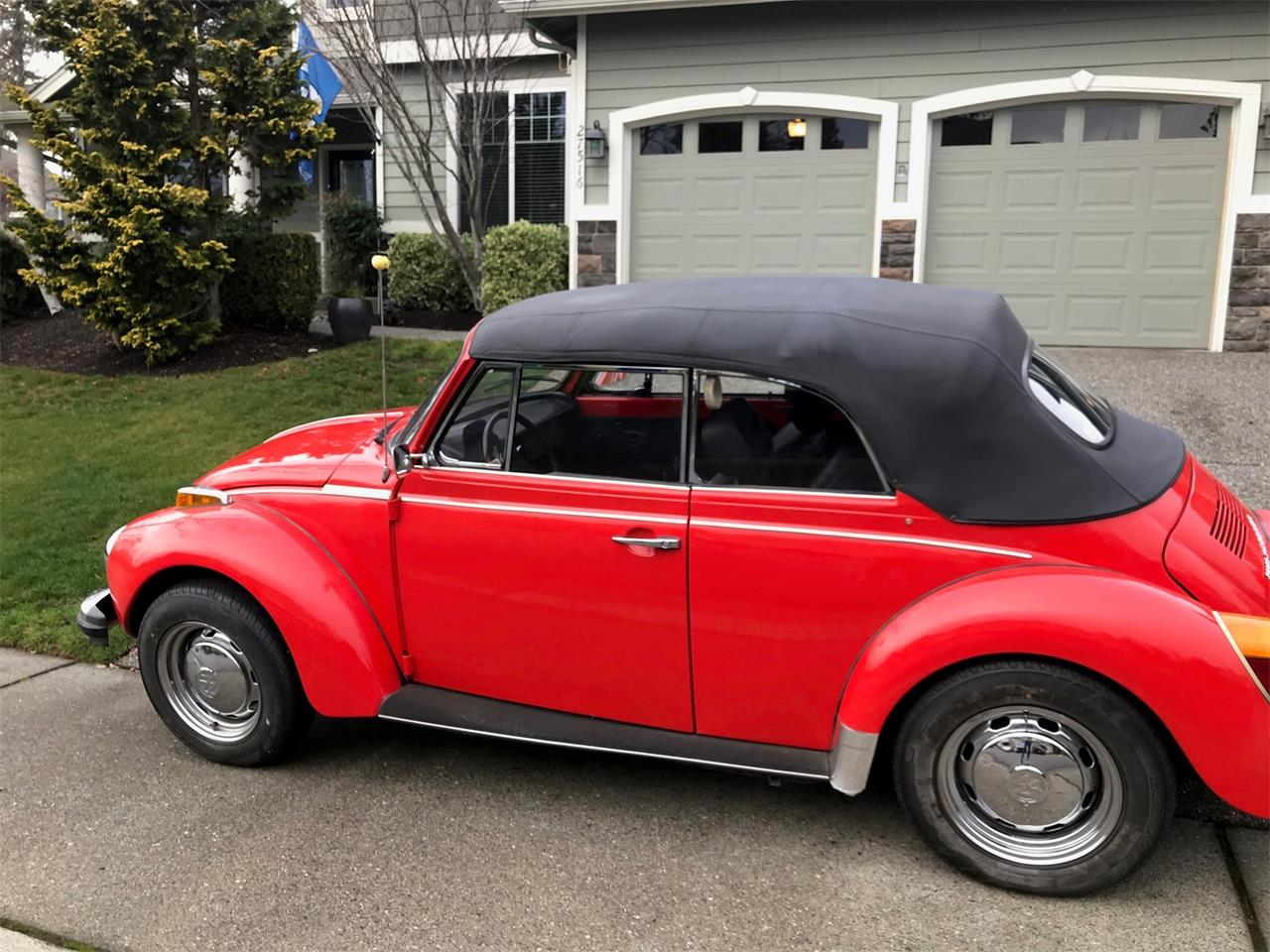 Large Picture of 1979 Volkswagen Super Beetle located in Washington - $14,500.00 - P8SK