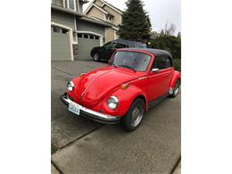 Picture of '79 Volkswagen Super Beetle - $14,500.00 Offered by a Private Seller - P8SK