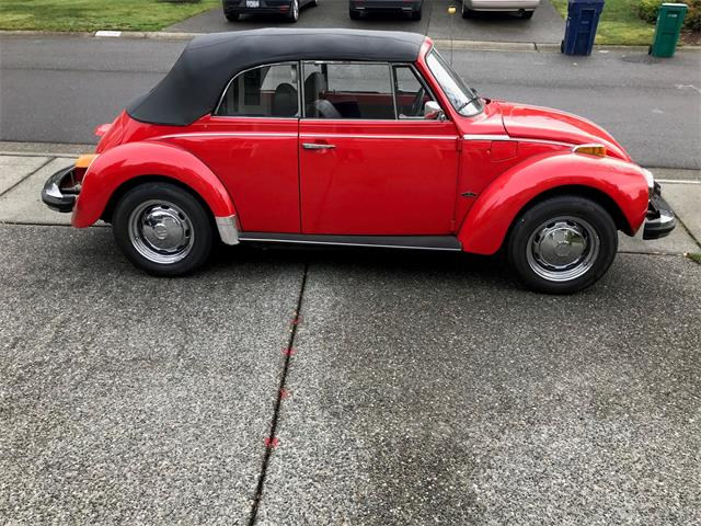 Picture of '79 Super Beetle - P8SK